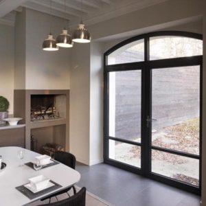 porte fenêtres aluminium Nant artisans