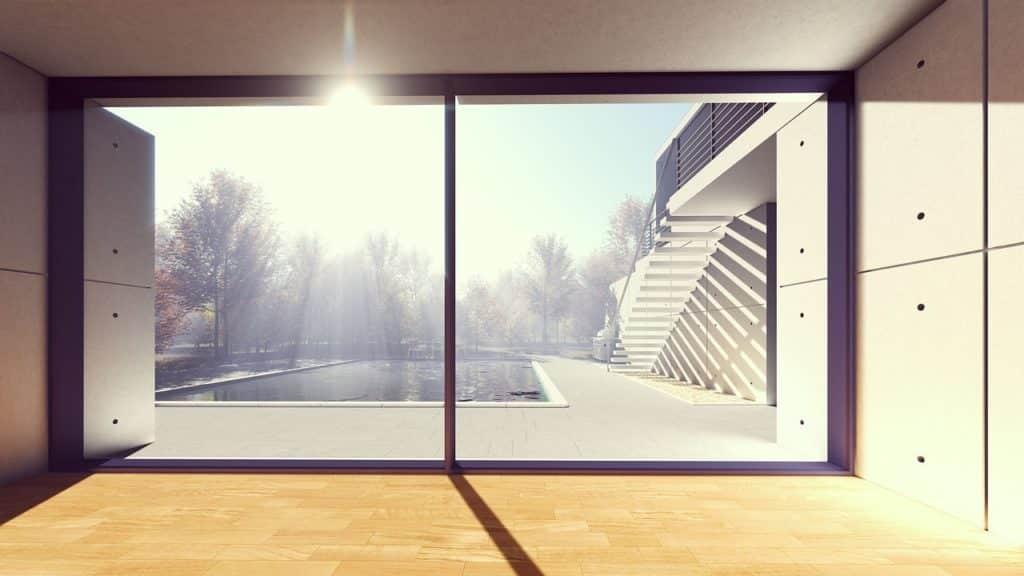 Pose de fenêtres aluminium et baies vitrées alu a Nantes par tant artisans