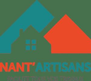 Le logo de Nant Artisans menuiserie et isolation a clisson