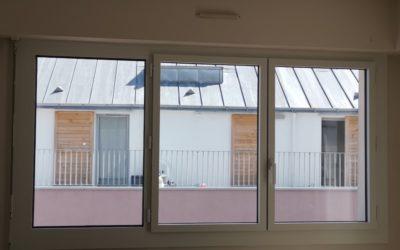 Installation de fenêtres avec vitrage phonique à Nantes