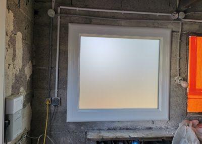 Fenêtre rénovée à Montaigu