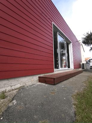 agrandissement d'une maison à Rouans par Nant'Artisans