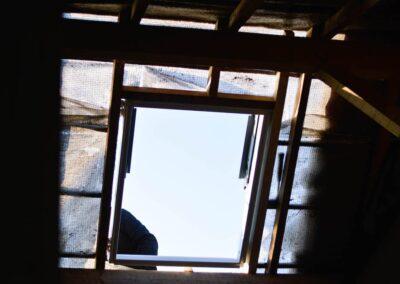 aménagement de combles avec la création de deux mezzanines