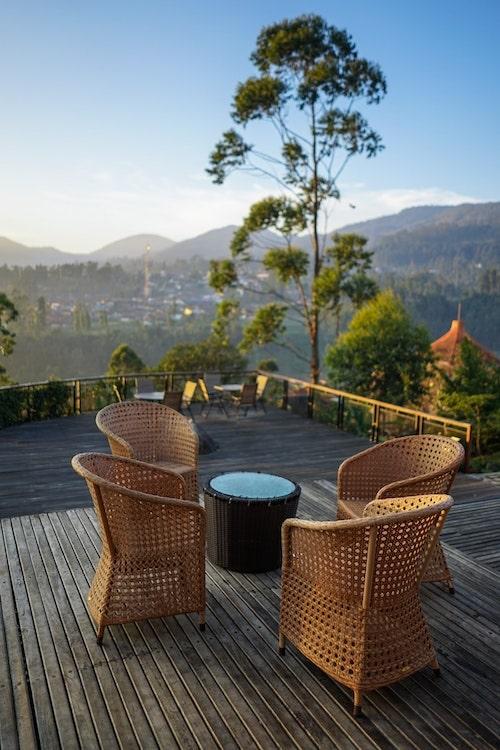 une terrasse bois Nant'Artisans