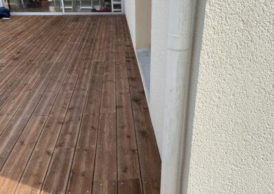 terrasse bois à haute goulaine par Nant'Artisans